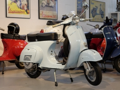 Vespa 50 R - TOP RESTAURATIE