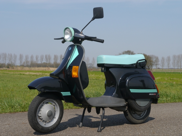 Vespa PK50 XL - limited