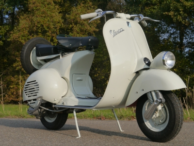 Vespa 125 VN2 - TOP RESTAURATIE